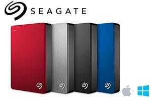 SEAGATE : GO BIG – BE ADVENTUROUS