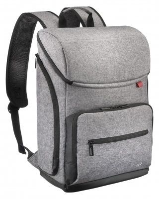 TRENDY BACKPACK UP 14-16 GRIS |